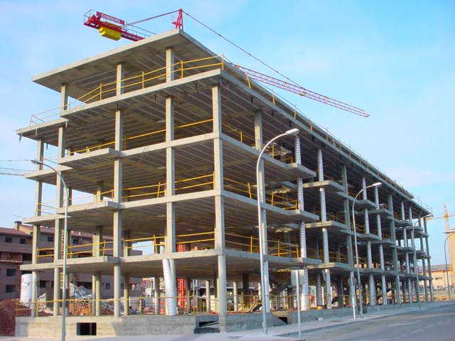 columnas para construccion:
